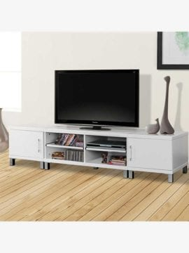 Buy Givande TV Stand White Color Online Australia Furniture Living Room
