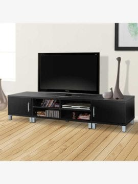 Buy Givande TV Stand Black Color Online Australia Furniture Living Room