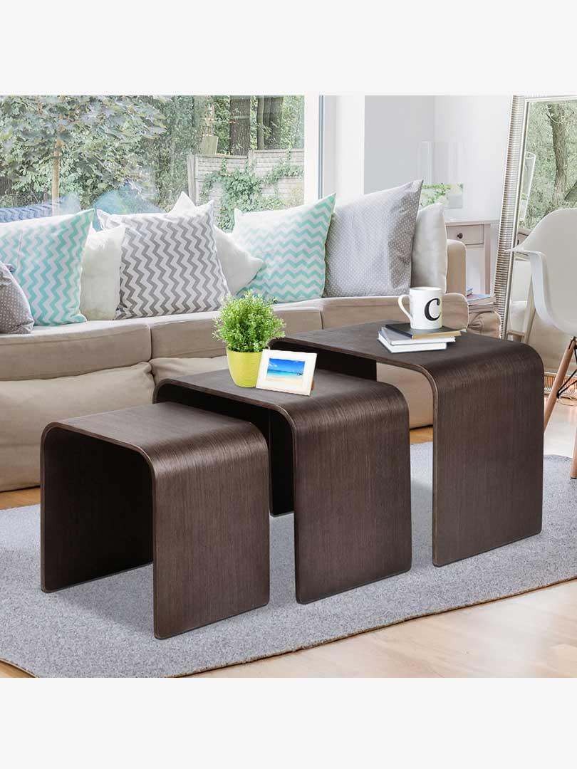 Zen Nesting Tables E Living Furniture Online Australia