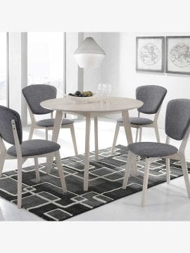 Buy Eva Dining Table Online Australia Room White Scandinavia Scandinavian