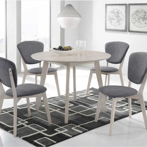 Buy Dining Room Table: Buy Eva Round Dining Table Online Australia