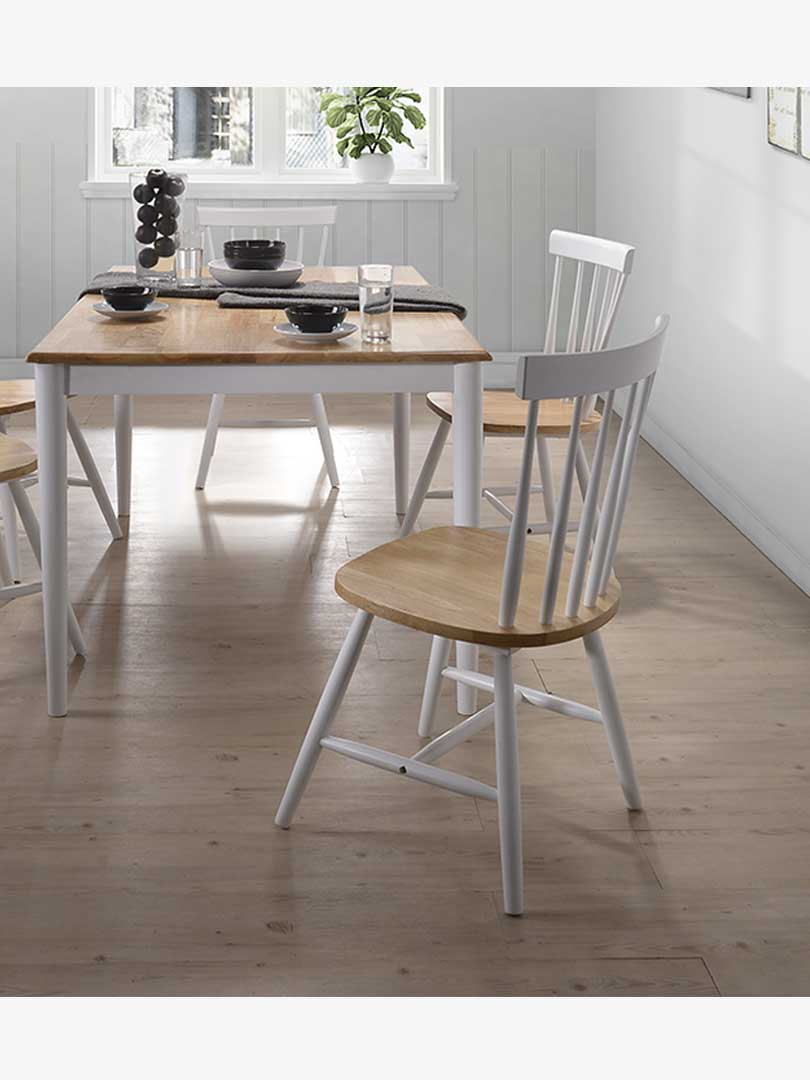 Buy Issa High Back Dining Chair Set Of Two Online Australia