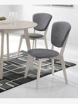 Ayo Dining Chair Buy Online Australia Scandinavian Scandinavia Elegant Modern Upholstered Antique White Stone Grey