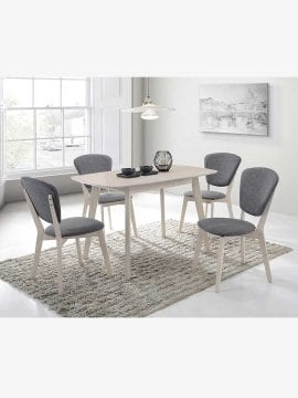Buy Eva Dining Table Australia Online Furniture Set Scandinavia Scandinavian White
