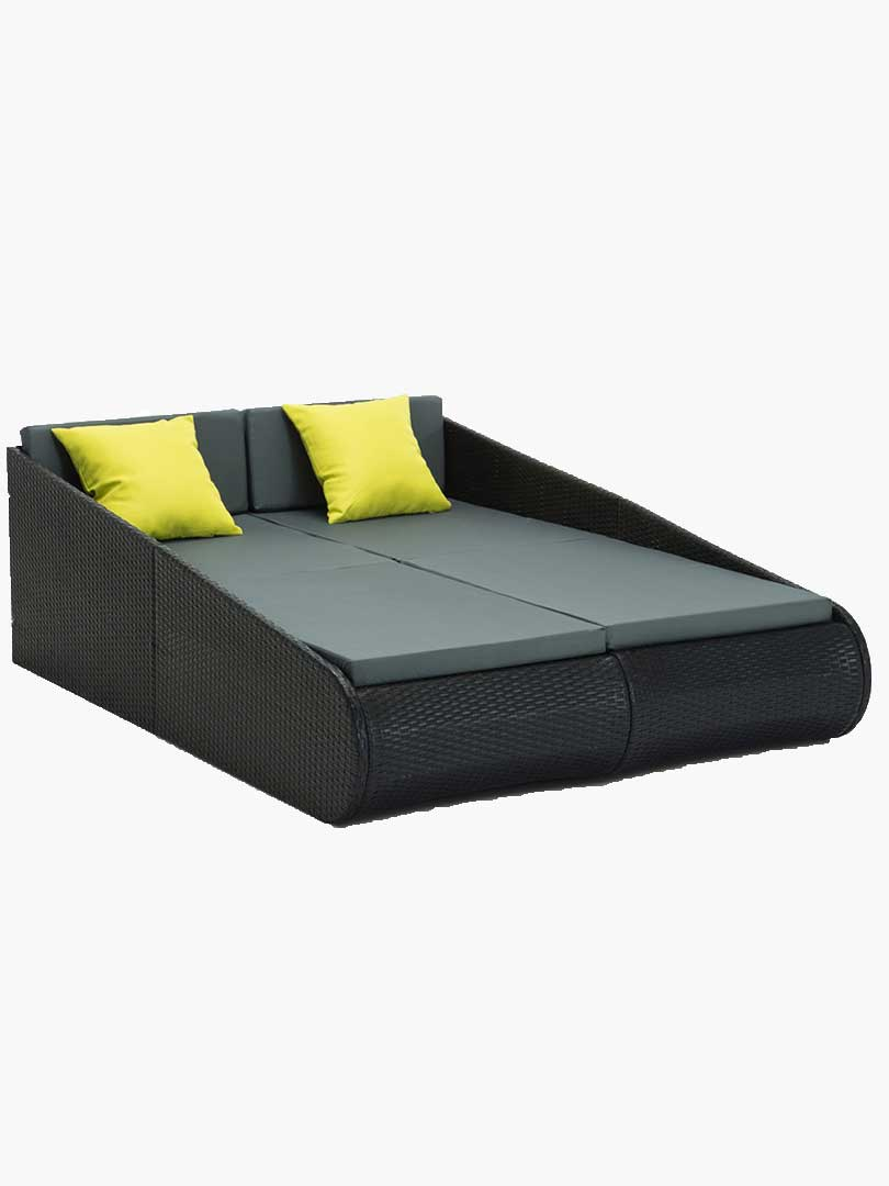 Hermo outdoor daybed for 2 e living australia