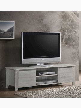 Buy Sven TV Stand 120CM White Oak Online Australia Furniture Living Room