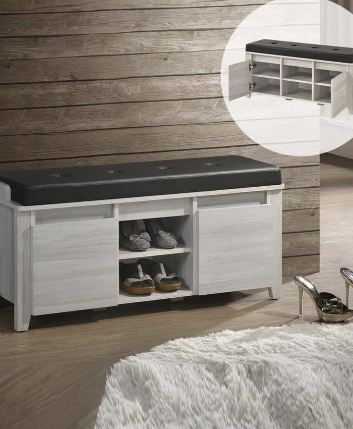 Bench Shoe cabinet