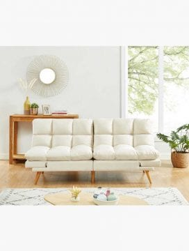 Buffy Sofa Bed Beige