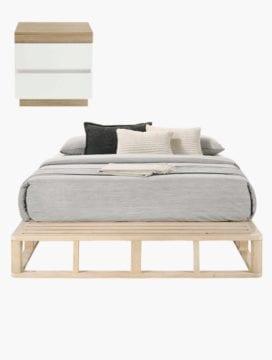 Coastal Bed frame bundle
