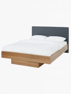 Nook Wooden Floating Bed Frame
