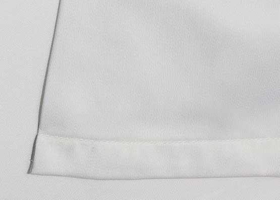 Deep Dream Organic Bamboo Bed Sheet Set White
