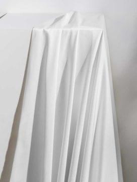 Deep Dream Organic Bamboo Duvet Cover Set White