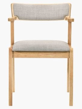 Migo Dining Chair - Natural Light Oak