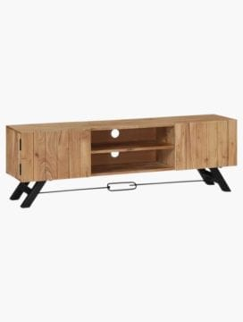 Joel Natural Style TV Cabinet