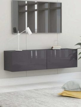 Bolly High Gloss Style TV Cabinet Entertainment Unit