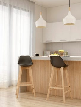 Iconic Contemporary Bar Stool