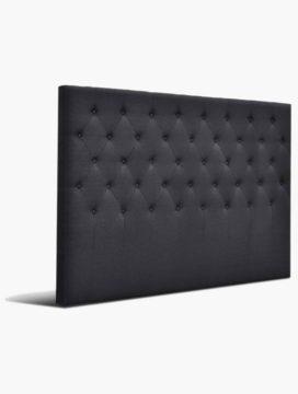 Kol Fabric Headboard in Charcoal