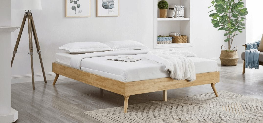 casa wooden ensemble bed base
