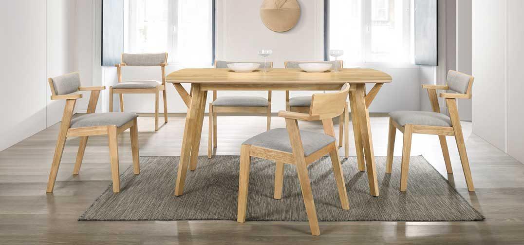 Migo 6 Seater Dining Table